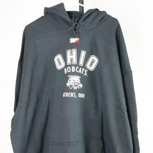 Other - Ohio Bobcats Men's Big & Tall Hooded Sweatshirt